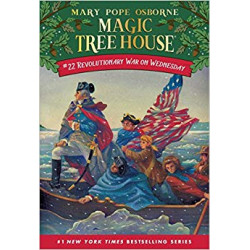 Magic Tree House 22:...