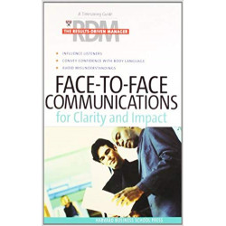 Face-to-Face Communications...