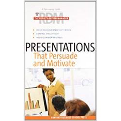 Presentations That Persuade...