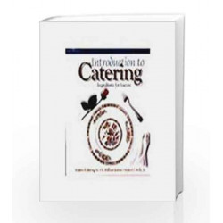 Introduction to Catering: Ingredients for Success by Shiring Book-9788131504215