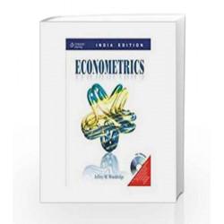 Econometrics with CD by Jeffrey Wooldridge Book-9788131509609