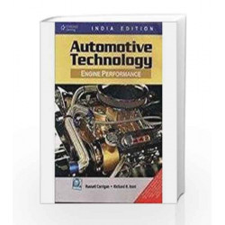 Automotive Technology:Engine Performance by Russell Carrigan Book-9788131514177