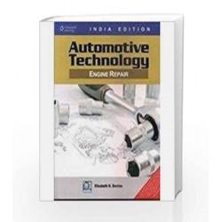 Automotive Technology:Engine Repair by Elisabeth H. Dorries Book-9788131514191