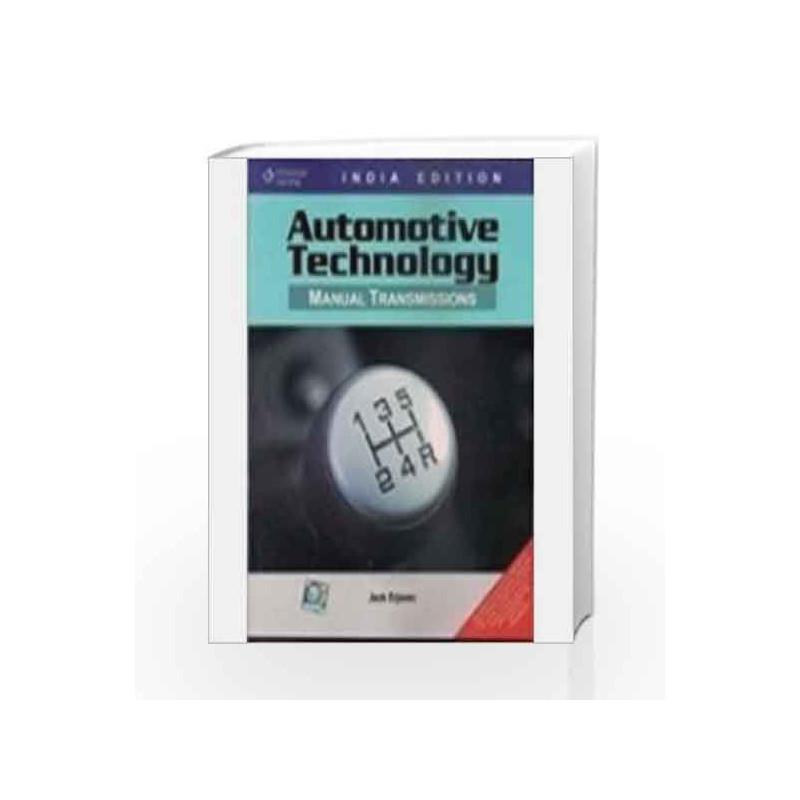 Automotive Technology Manual Transmissions By Jack Erjavec border=