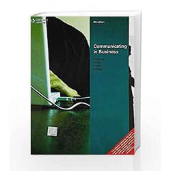 Communicating in Business (8th Edition) by Karen Schneiter Williams Book-9788131516362