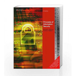 Principles of Information Security. by Whitman Book-9788131516454
