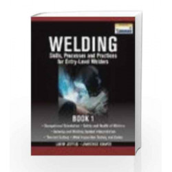 Welding And Metal Fabrication by JEFFUS Book-9788131518175