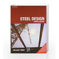 Steel Design by Segui Book-9788131518328