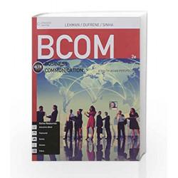 BCOM with CourseMate by Debbie D. Dufrene, Mala Sinha Carol M. Lehman Book-9788131520284