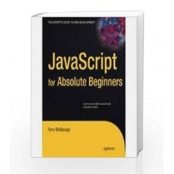 Java Script for Absolute Beginners by Mcnavage T Book-9788132202677