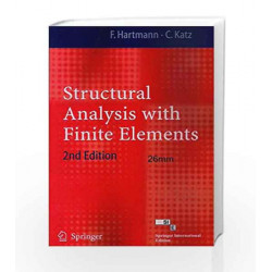 Structural Analysis with Finite Elements 2e by Hartmann Book-9788132208945