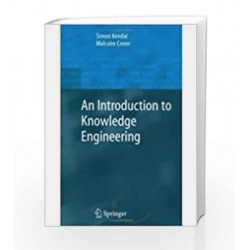 INTRODUCTION TO KNOWLEDGE ENGINEERING by KENDAL SIMON ET.AL Book-9788184891492