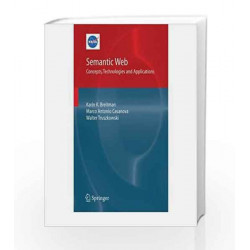 Semantic Web: Concepts, Technologies and Applications by Karin Breitman Book-9788184893977