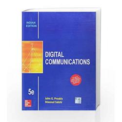 DIGITAL COMMUNICATION 5/ED. by Proakis Book-9789339204792