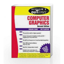Schaum Outline Computer Graphics by XIANG AND PLASTOCK Book-9789339221904