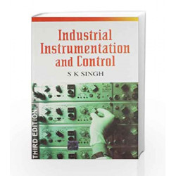 Instrial Instrument and Control by Singh Book-9789351340102