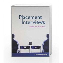 Placement Interviews by Anandam Book-9789351340140
