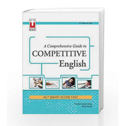 A Comprehensive Guide to Competitive English by Singh P K Book-9789351873068