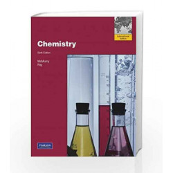 Chemistry, 6e by McMurry Book-9789380381244