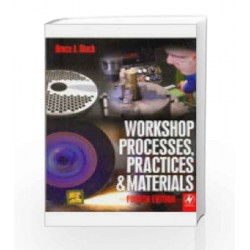 Workshop Process Practices And Materials, 4/E by Black Book-9789380931067