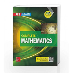 JEE Main Complete Mathematics by McGraw Hill Book-9789385965326