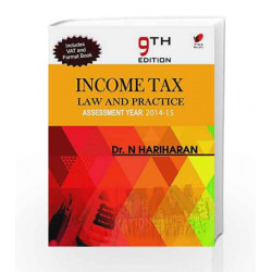 Income Tax Law and Practice...