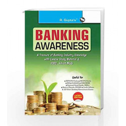 Banking Awareness BANK PO/OFFICERS EXAM by  Book-9789350128824