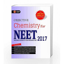 ObjectiveChemistry for NEET 2017 by GKP Book-9789351450122