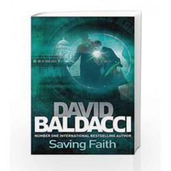Saving Faith book -9781447272298 front cover
