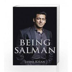 Being Salman book -9780670088461 front cover