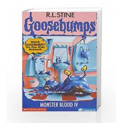 Monster Blood - IV (Goosebumps - 62) book -9780590399876 front cover