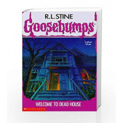 Welcome to Dead House (Goosebumps - 1) book -9780590453653 front cover