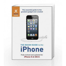 The Rough Guide to the iPhone (5th) (Rough Guides) book -9781409331131 front cover