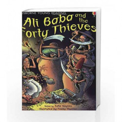 Ali Baba and the Forty Thieves (Young Reading) book -9780746057742 front cover