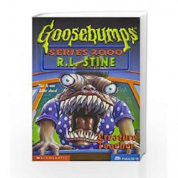 Creature Teacher (Goosebumps Series 2000 #03) book -9780590399890 front cover