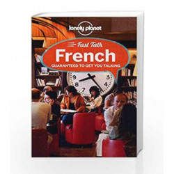 Fast Talk French (Phrasebook) book -9781741794816 front cover
