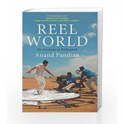Reel World: On Location in Kollywood book -9780670087815 front cover