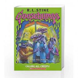 Calling All Creeps! (Goosebumps - 50) book -9780590568876 front cover