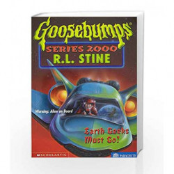 Earth Greek Must Go! (Goosebumps Series 2000 - 24) book -9780590685375 front cover