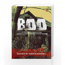 Boo: 13 Stories That Will Send a Chill Down Your Spine book -9780143441717 front cover