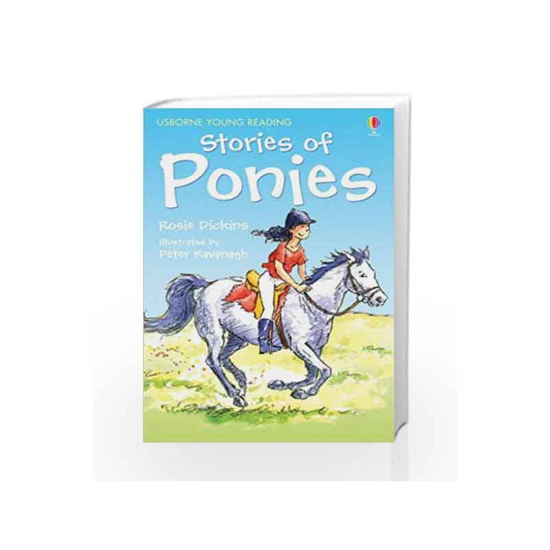Stories of Ponies (Usborne Young Reading) book -9780746067833 front cover