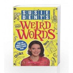 Susie Dent's Weird Words book -9789352750504 front cover