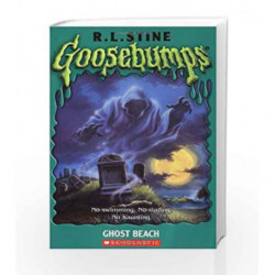 Ghost Beach (Goosebumps - 22) book -9780439568302 front cover