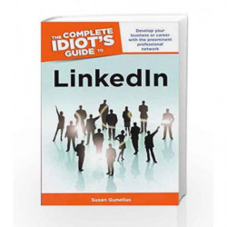 Complete Idiot's Guide to LinkedIn book -9781615641604 front cover