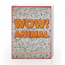 Wow! Animal book -9781409387084 front cover