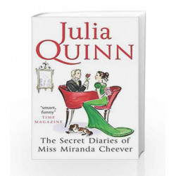 The Secret Diaries Of Miss Miranda Cheever book -9780749938321 front cover