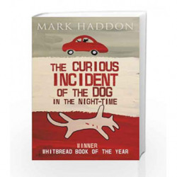 The Curious Incident of the Dog In the Night-time book -9781782953463 front cover