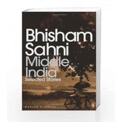 Middle India: Selected Stories book -9780143066460 front cover