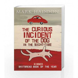 The Curious Incident Of The Dog In The Night-Time book -9781849920414 front cover