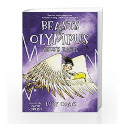 Zeus's Eagle (Beasts of Olympus) book -9781848125315 front cover